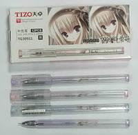 "Ручка гелевая дит.-Tizo ""Girl"" back"