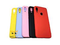 Силіконовий чохол BOOM для Apple iPhone 5 / 5S / SE