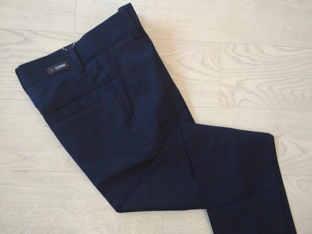 Школьные брюки со стрелками для мальчика р. 122, 128, 134