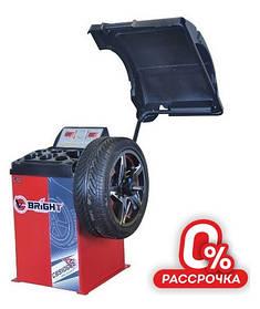 Балансировочный станок (вал 40мм, вес колеса 65кг) Bright CB910GBS