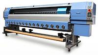 Широкоформатная эко-сольвентная печать, фотообои