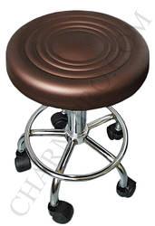 Маникюрный стул мастера (Коричневая)