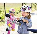 Велосипедное кресло для куклы пупса Беби Борн Baby Born Zapf Creation 827277, фото 2