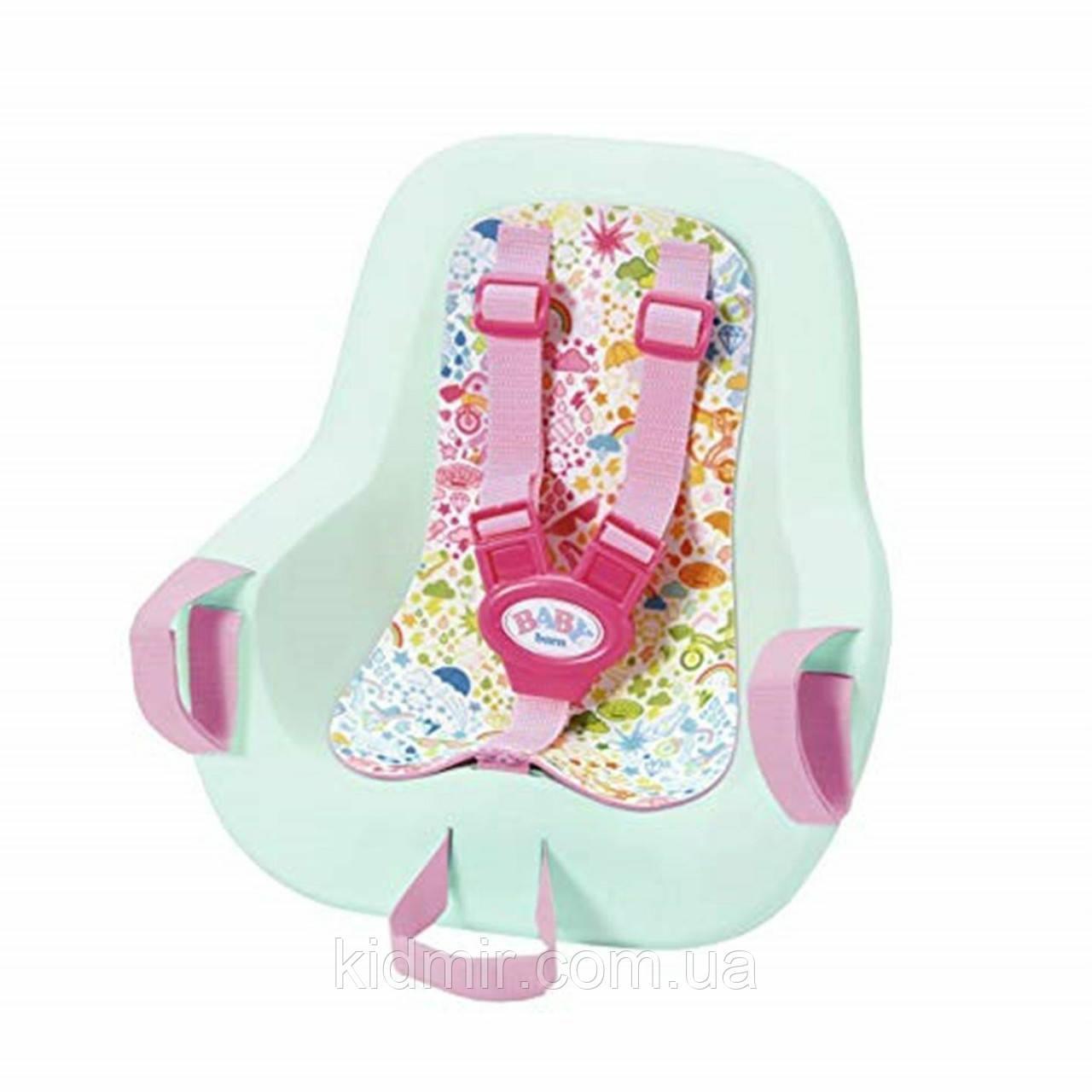 Велосипедное кресло для куклы пупса Беби Борн Baby Born Zapf Creation 827277