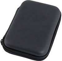 Чехол для диска жёсткого TRAUM 7016-41 чёрный, на молнии
