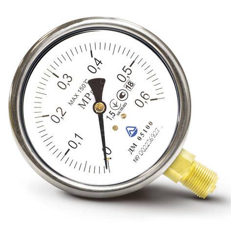 Индикатор манометрический, фото 2