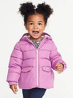 Детская теплая куртка 3Т EUR 92 98 Old Navy США для девочки 2 3 4 года