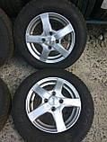 Диски Dezent для Daewoo Lanos, ВАЗ 2101-2109  4/100/13 5J×13H2 ET45, фото 2