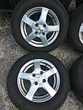 Диски Dezent для Daewoo Lanos, ВАЗ 2101-2109  4/100/13 5J×13H2 ET45, фото 4