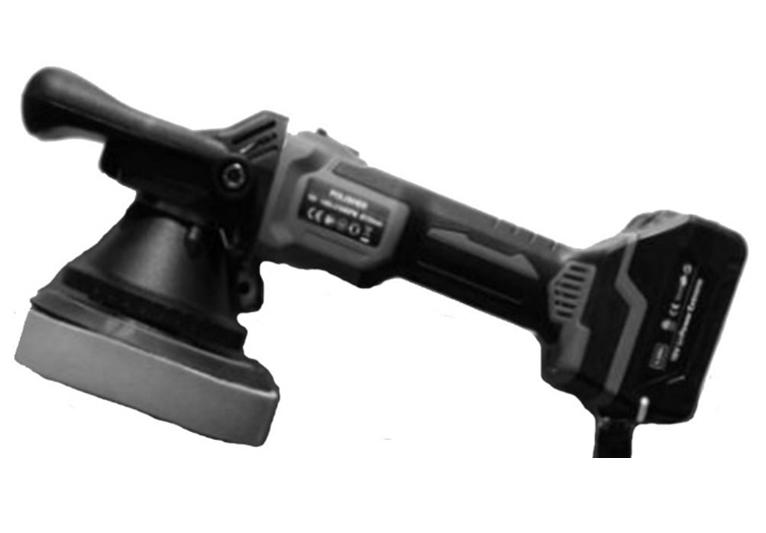 Аккумуляторная полировальная машина Титан TDA21-18B Brushless