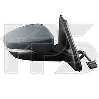Зеркало боковое левое Volkswagen Jetta IV '11- EUR (FPS) FP 7435 M05