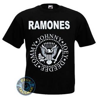Футболка RAMONES Logo, фото 2