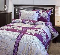 Комплект постельного белья бязь полуторный Шабо