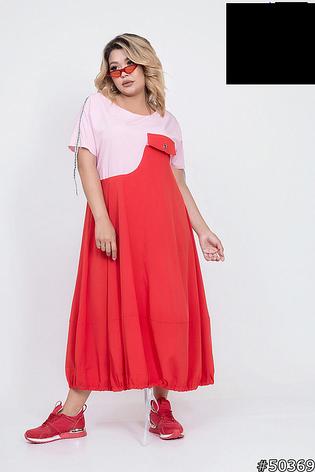 Платье женское,летнее,размер:48-50,52-54,56-58, фото 2