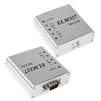 ELM327 USB метал. корпус. Сканер для компьютерной диагностики авто своими руками