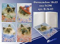 """Фотоальбом36 """"Кішка"""" mix4 (36-60 фото)"""