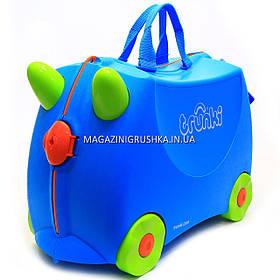 Детский чемодан для путешествий Trunki Terrance (0054-GB01)