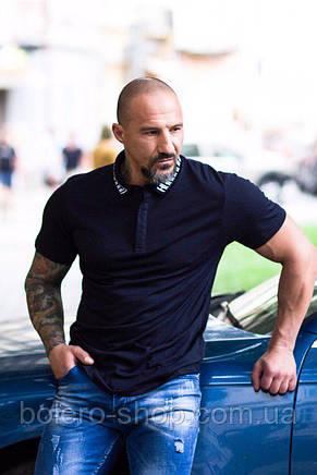 Мужская футболка поло Hugo Boss, фото 2