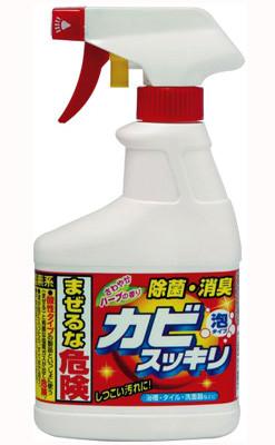"""Пенящееся средство против плесени для ванн """"Rocket Soap - свежесть"""" 400 мл (30208)"""