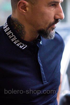 Мужская футболка поло Hugo Boss, фото 3
