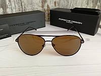 Очки мужские солнцезащитные Porsche (окуляри чоловічі сонцезахисні)., фото 1