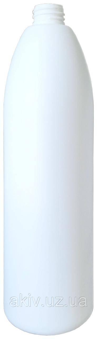 Пластиковая тара HDPE для пищевой, химической продукции 1000 мл