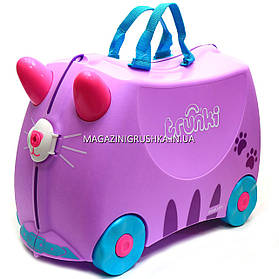 Детский чемодан для путешествий Trunki Cassie Candy Cat (0322-GB01)