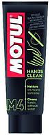 Крем, паста для сухой чистки рук Motul M4 HANDS CLEAN (100ML)
