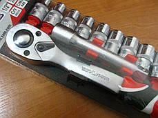 Набор головок с трещеткой Yato YT-38821, фото 3