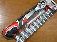 Набор головок с трещеткой Yato YT-38821