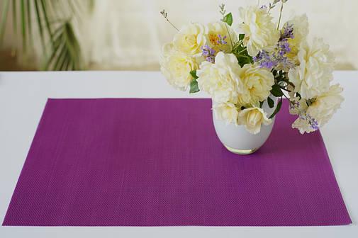 Салфетка,подложка под тарелки 35см*40см, серветка миюча, кольоровий сет для посуду., фото 2