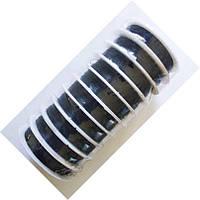 Проволока (дріт) для бісероплетіння та флористики 0,3 мм,10 катушок по 23 м. Чорна, фото 1