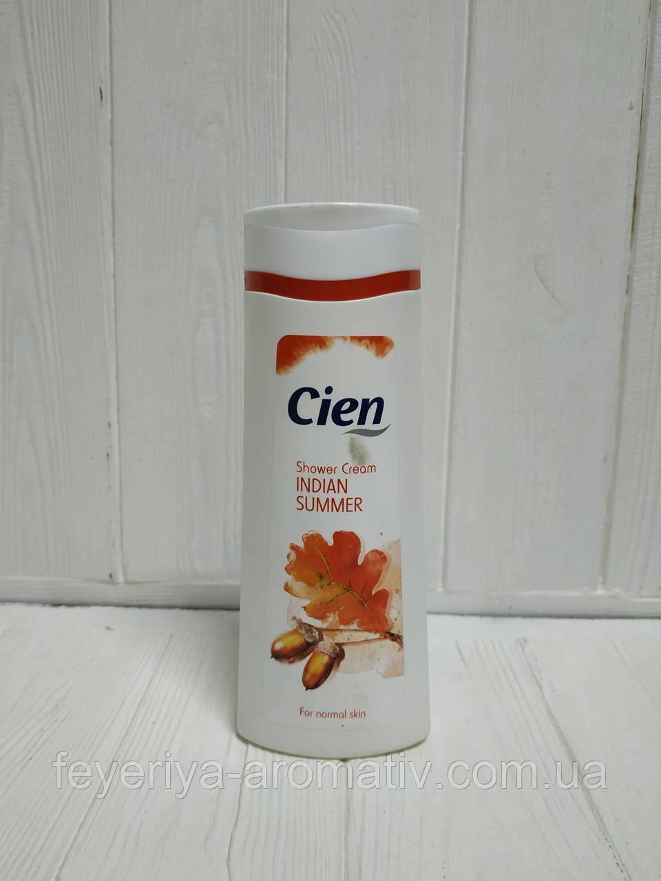 Гель-крем для душа Cien 300ml Indian Summer