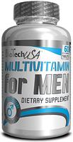 Витамины BioTechMultivitamin for men Men`s Perfomance 60 табл