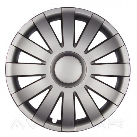Колпаки колесные AGAT радиус R13 4шт (Olszewski) Графитовый