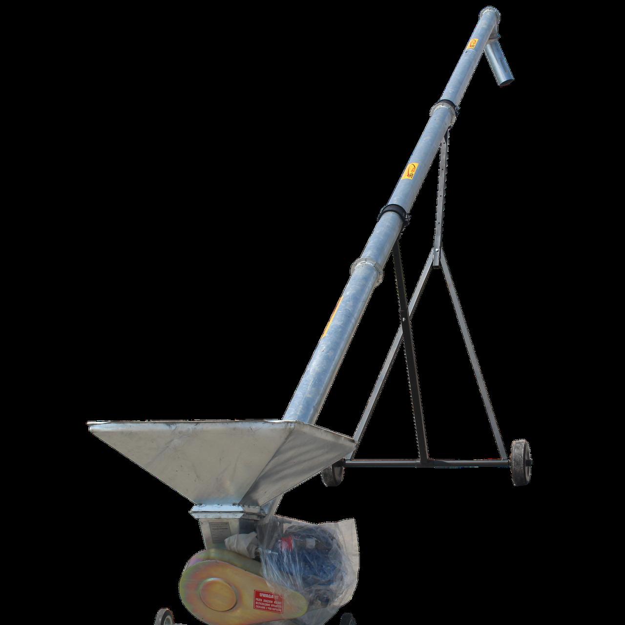 Зернонавантажувач Kul-Met 8 м 150д (4.0 кВТ) Пасовий.