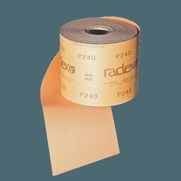 Абразивная бумага Radex Р150 Radex  115мм х 50м