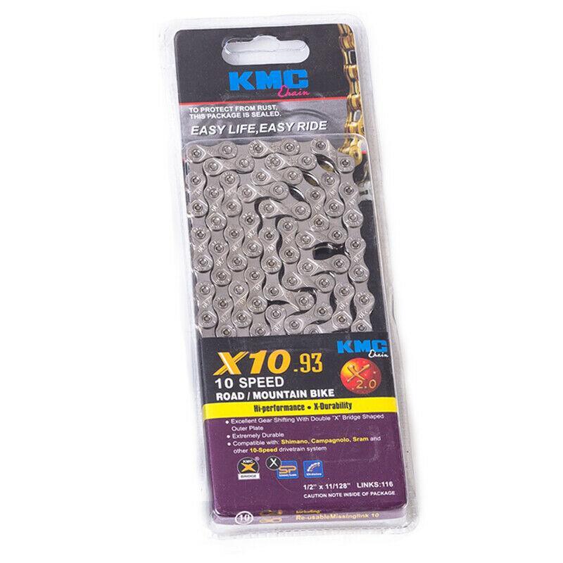 Цепь KMC X10-93 Chain 10-speed