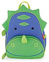 """Детский рюкзак SkipHop """"Динозавр"""", рюкзачок для мальчика от 3-х лет с динозавром Скип Хоп, фото 2"""