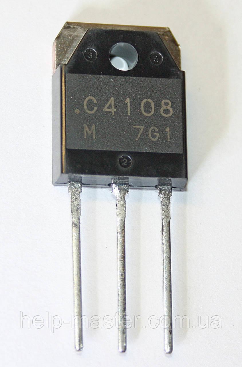 Транзистор 2SC4108 (TO-3PB)