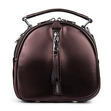 Сумка Женская Клатч кожа ALEX RAI 06-1 339 light-brown