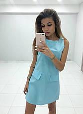 Платье женское (42 - 46р) - оптом и в розницу прямые поставки с 7 км Одесса, фото 2