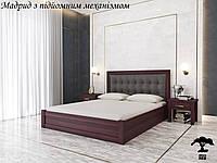 Кровать Мадрид с подъемным механизмом