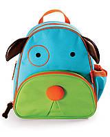 """Рюкзак для малыша SkipHop (США) """"Собачка"""", рюкзачок для мальчика от 3-х лет с собачкой Скип Хоп ОРИГИНАЛ"""