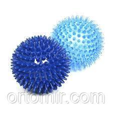Мячик массажный с шипами