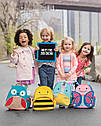 """Рюкзак для девочки SkipHop """"Бабочка"""" розовый, рюкзачок детский Скип Хоп, фото 3"""
