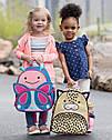 """Рюкзак для девочки SkipHop """"Бабочка"""" розовый, рюкзачок детский Скип Хоп, фото 2"""