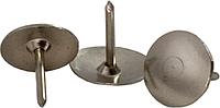 Кнопки никелированные JOBMAX, 100шт.