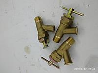 Краник сливной отопителя ВС-11 МТЗ. Краник зливний обігрівача МТЗ.