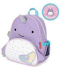 """Рюкзак для девочки SkipHop """"Единорог"""" , рюкзачок детский Скип Хоп с единорогом ОРИГИНАЛ"""
